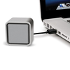 iLuv Compact USB-powered stereo speakers for Mac and PC laptop-...