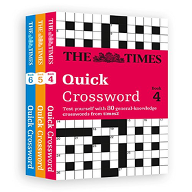 Times Quick Crossword Gift Set…