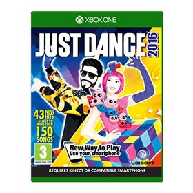 Just Dance 2016 from £16.99