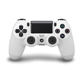Sony PlayStation DualShock 4 - Glacier White (PS4)