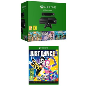 Xbox One 500 GB Kinect Family Bundles