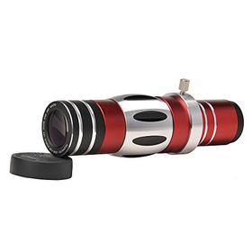 Apexel 18x Zoom Telephoto Lens/ 150x Super Macro Lens for Sam...