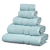 John Lewis Supima Cotton Towels , Duck Egg