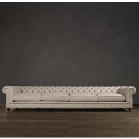 "163"" Kensington Upholstered Sofa"