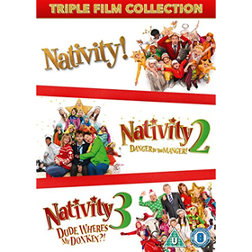30% Off Nativity Triple Film Collection