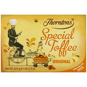 Thorntons Original Special Toffee 525 g