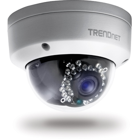 TRENDnet TV-IP311PI Outdoor 3 Megapixel Full HD PoE Dome Da...