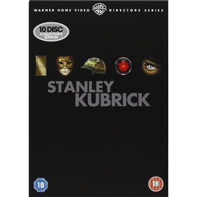 Stanley Kubrick : Special Edition 10 Disc Box Set [1968] [DVD] [2008]