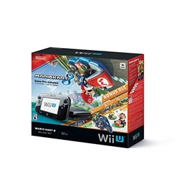 $50 off Nintendo Wii U 32GB Mario Kart 8 (Pre-Installed) Deluxe Set