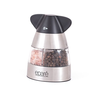 Eparé Compact Dual 2 in 1 Salt Pepper Mill and Grinder