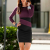 Laura Scott Colour Block Dress