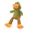 House of Paws Noisy Duck Cord Toy