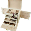 Buy Large Cream Jewellery Box at Argos.co.uk - Your Online Shop for Jewellery boxes, Jewellery boxes