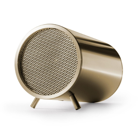 Leff Tube Bluetooth Speaker brass/Ø 5cm