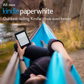 All-New 2015 Kindle Paperwhite, 6""