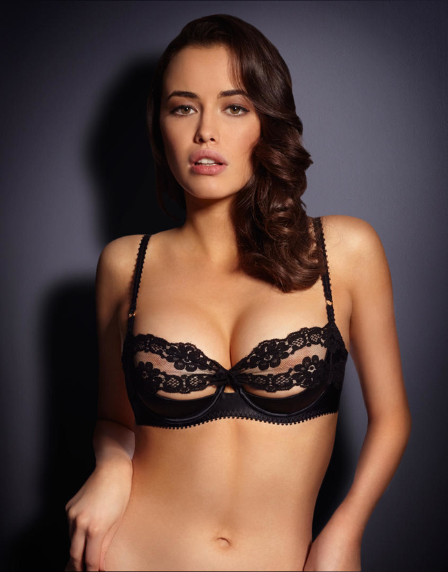 aa033df1ff Bras by Agent Provocateur - Lacy Bra
