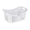 ColourMatch Laundry Basket - White