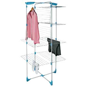 Minky 40m Tower Indoor Clothes Airer