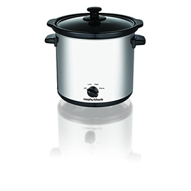 Half Price on Morphy Richards Round Slow Cooker