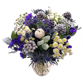 Clare Florist Happy Hogmanay Bouquet