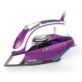 Save 38% on Breville Press Xpress Steam Iron