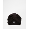 ASOS Fine Rib Knitted Turban Hat