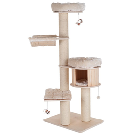 Natural Paradise Cat Tree XL Premium Edition