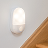 Pebble Battery Wall Light With Motion Sensor