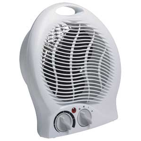 Simple Value 2kW Upright Fan Heater.