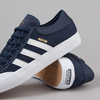 Adidas Matchcourt Shoes - Conavy / FTW White / FTW White