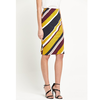 V by Very Stripe Print Pencil Skirt