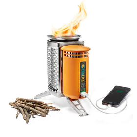 BioLite Wood Burning Camp Stove with USB