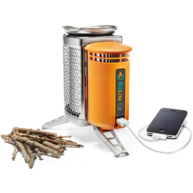 BioLite Wood Burning CampStove with USB
