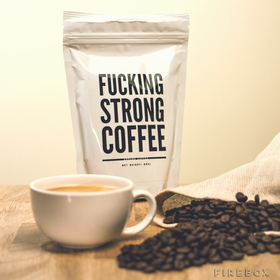 F*cking Strong Coffee at Firebox.com