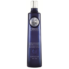CIROC Blue Steel Snap Frost Vodka - Zoolander Limited Editio...