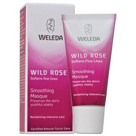 Weleda Wild Rose Smoothing Masque