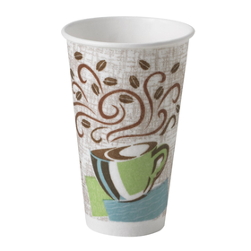 PerfecTouch Insulated Paper Hot Cup, 16 oz Capacity (Case of 100...