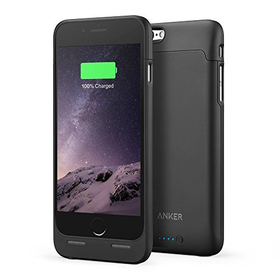 Anker Ultra Slim 2850mAh Battery Case for iPhone 6 / 6s [Apple MFi...