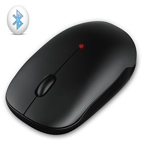 JETech M0884 Bluetooth Wireless Mouse for PC, Mac and Tablet wi...