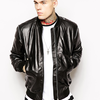 Religion Leather Bomber Jacket | ASOS
