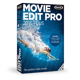 Magix Movie Edit Pro 2016 Plus (PC)