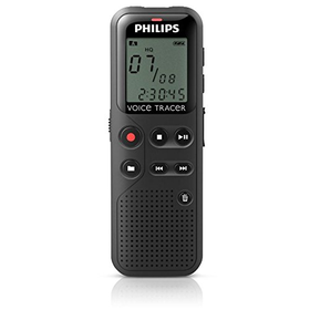 Philips 4 GB DVT1100 Digital Voice Recorder