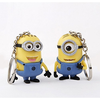 2pcs Cartoon Despicable Me Minions Keychain