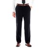Arrow® Black Herringbone Suit Pants