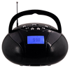 August SE20B - Portable FM Radio with Bluetooth