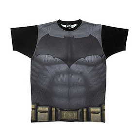 Absolute Cult Boys Batman v Superman Batsuit Costume Subli...
