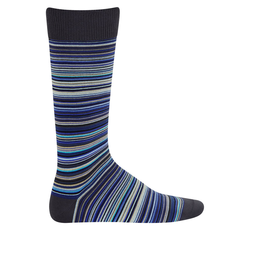 New Multistripe Sock