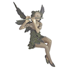Design Toscano by Blagdon - Fairy of the West Wind Sitting Sculpture
