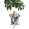 Design Toscano by Blagdon - Summertime Fairy on a Swing Statue