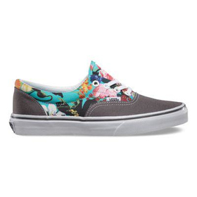 Vans Floral Era (smoked pearl/true white)
